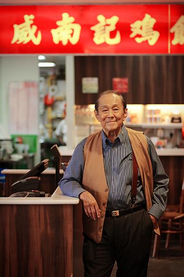 シンガポールNo.1のチキンライス・レストラン